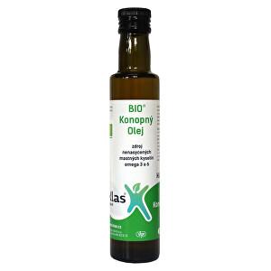 Klas BIO Konopný olej Klas 250 ml