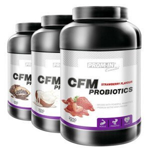 Prom-in CFM Probiotics 2 250 g Čokoláda