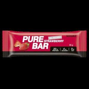 Prom-in Pure bar 65 g Jahoda