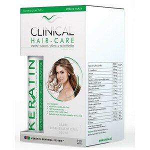 Clinical Clinical Hair-Care 120 tobolek + keratin 100 ml - kúra na 4 měsíce