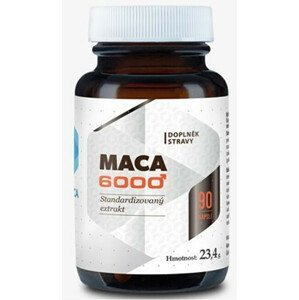 Hepatica Maca 6000 90 kapslí