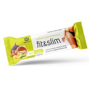 Topnatur Tyčinka Psyllium Fit&Slim 50 g