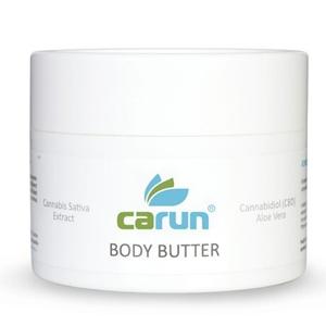 CARUN Konopné tělové máslo 200 ml