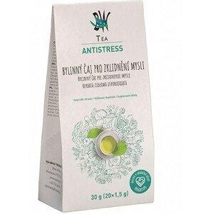 Body Wraps Tea BW Tea Antistress - Bylinný čaj pro uklidnění 20 sáčků