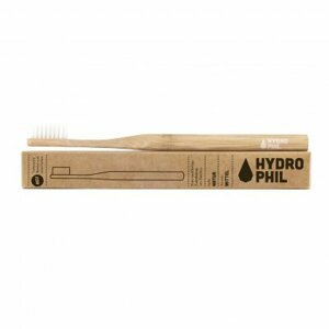 Hydrophil Bambusový kartáček medium Natural