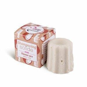 Lamazuna Tuhý šampon pro suché vlasy 55 g Vanilka/ kokos