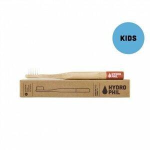 Hydrophil Bambusový kartáček pro děti (soft) Červený