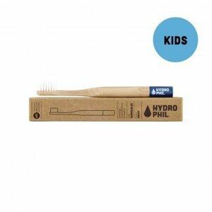 Hydrophil Bambusový kartáček pro děti (soft) Modrý
