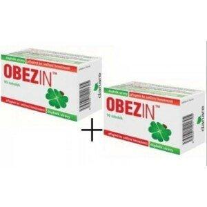 Danare OBEZIN® měsíční hubnoucí kůra 2 x 90 tobolek