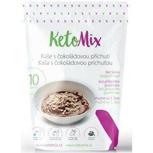 KetoMix Proteinová kaše 280 g (10 porcí) - s čokoládovou příchutí