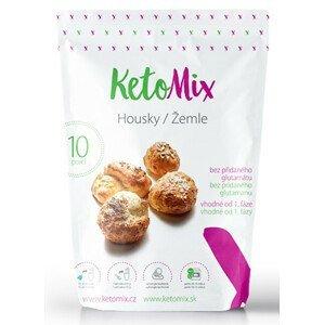 Ketomix Proteinové houstičky 10 x 300 g