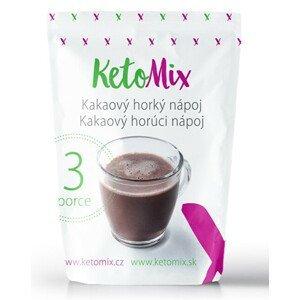 KetoMix Kakaový horký nápoj 3 porce 90 g