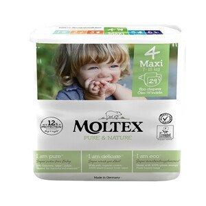 Moltex Pure & Nature Plenky Moltex Pure & Nature Maxi 7-18 kg (29 ks)