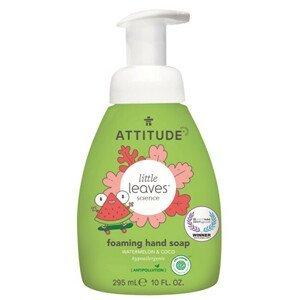 ATTITUDE Dětské pěnivé mýdlo na ruce ATTITUDE Little leaves s vůní melounu a kokosu 295 ml