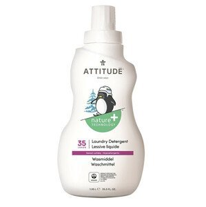 ATTITUDE Nature+ Prací gel pro děti ATTITUDE s vůní Sweet Lullaby 1050 ml