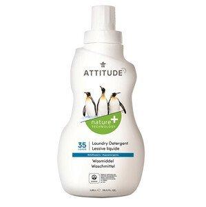 ATTITUDE Nature+ Prací gel ATTITUDE s vůní lučních květin 1050 ml (35 pracích dávek)