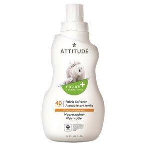 ATTITUDE Nature+ Aviváž ATTITUDE s vůní citronové kůry 1000 ml (40 pracích dávek)