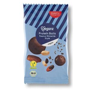 Veganz Proteinové kuličky mandlové, Bio 50 g