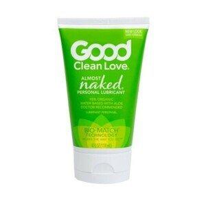 Good Clean Love Good Clean Love Lubrikační gel proti zánětům a mykózám Téměř nahá 120 ml