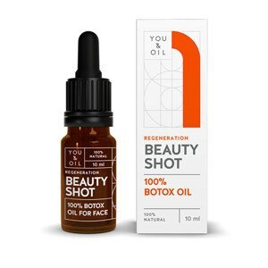 You & Oil You & Oil Beauty Shot 100% Botox oil 10 ml