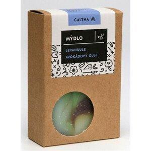 Caltha Caltha Mýdlo levandule a avokádový olej 100 g
