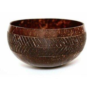 Tropikalia Kokosová miska Maori L
