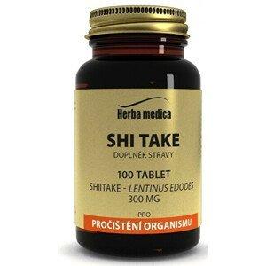 HerbaMedica Shi Take 50g - houba 100 tablet