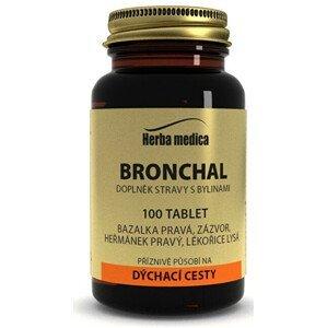 HerbaMedica Bronchal 50 g - 100 tablet
