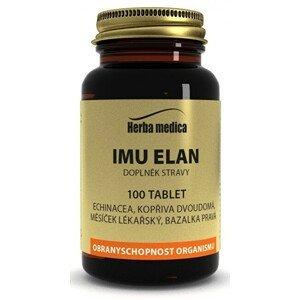 HerbaMedica Imu Elan 50g - podpora imunity 100 tablet