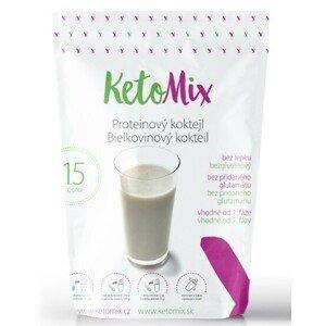 KetoMix Proteinový koktejl KetoMix 450 g (15 porcí)