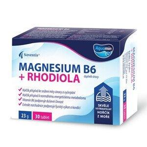 Noventis Magnesium B6 + Rhodiola 30 tablet