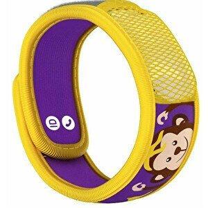 PARA`KITO Dětský náramek proti komárům PARA`KITO + 2 náplně Opička