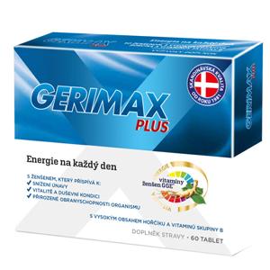 Gerimax GerimaxPlus 60 tablet