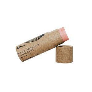 Alma-natural cosmetics Balzám na rty Kardamonový pomeranč 9 ml