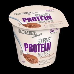 Prom-in Pěna gourmet protein mousse 50 g Čokoláda