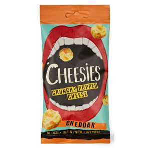 Cheesies Cheesies Cheddar 20 g