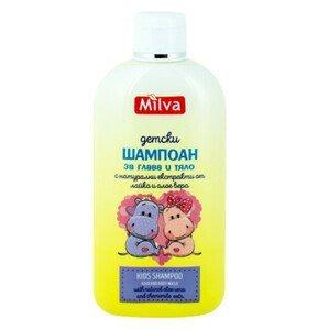 Milva Milva Šampon dětský 200 ml