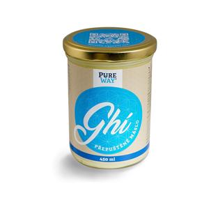 Pure Way Ghí 450 ml limit. Edice