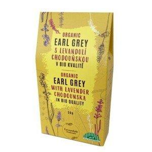 Levandulové Údolí Earl grey s levandulí Chodouňskou BIO 30 g