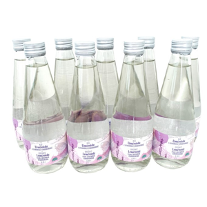 BIO Levandule Chodouňská Rodinné balení BIO levandulových limonád z Levandule Chodouňské nesycených 0.33l (9ks)