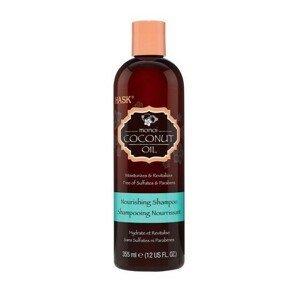 Hask Vyživující šampon - kokosový monoi olej 355ml