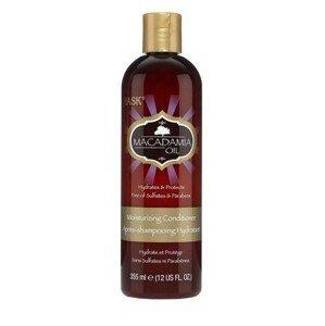 Hask Hydratační kondicionér - makadam. olej 355 ml