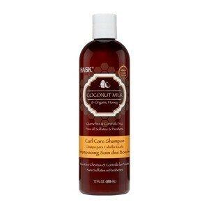Hask Šampon pro kudr. vlasy kokos. mléko-org.med 355 ml
