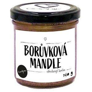 Goodie Borůvková mandle 140 g