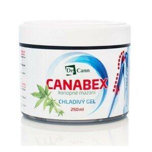 CutisHelp Dr Cann CANABEX™ konopné mazání - chladivý gel 250 ml