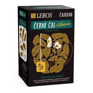 LEROS Čajovna Černý čaj z Malawi 20 x 2 g