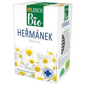 LEROS BIO Heřmánek 20 x 1 g