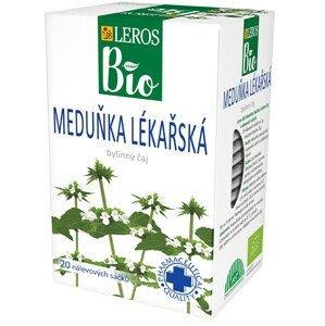 LEROS BIO Meduňka lekářska 20 x 1 g