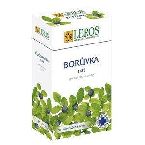 LEROS Borůvka - nať 20 x 1,5 g