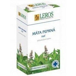 LEROS Mátový čaj 20 x 1,5 g